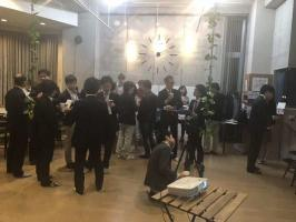 3DNest openning party  in つくば事務所